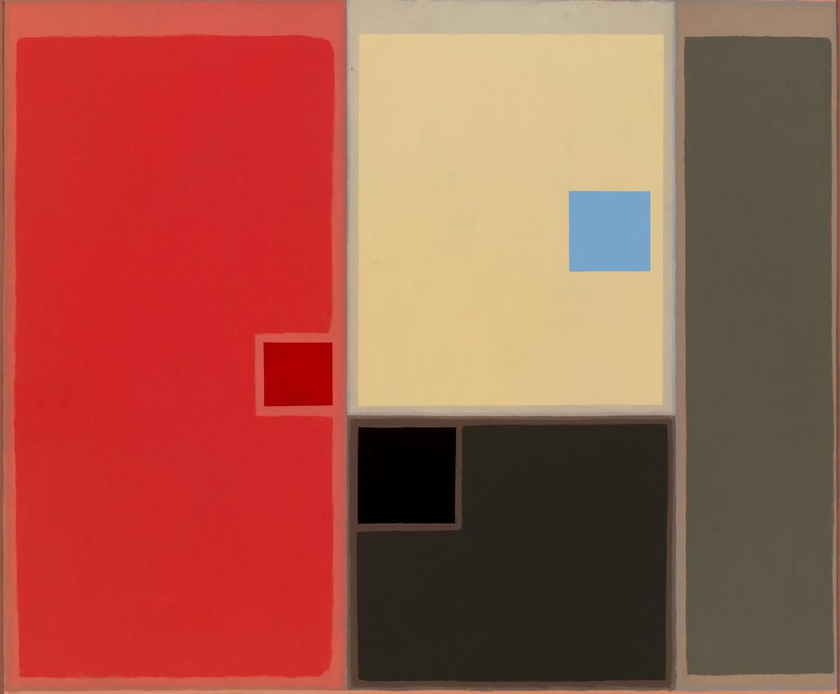 Sin título, 55 x 64 cm, óleo madera, 2007.