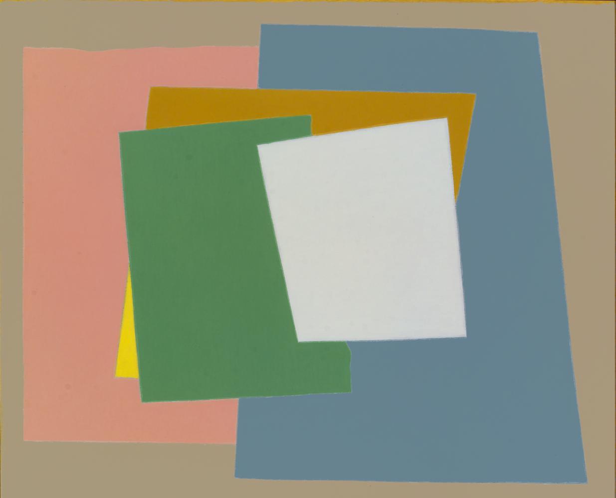 Sin título, 55 x 65 cm, óleo madera, 2010.