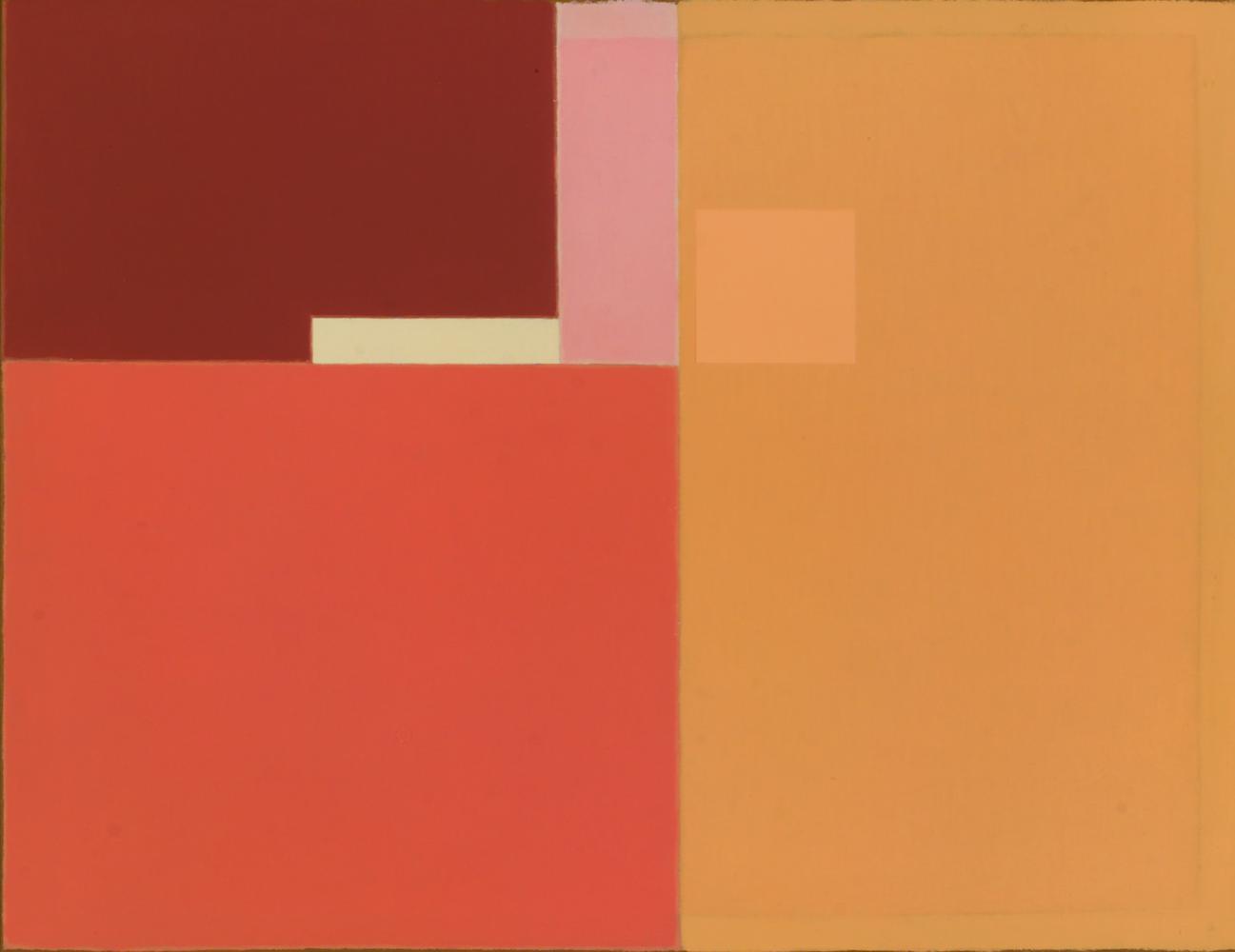 Sin título, 28 x 39 cm, óleo madera, 2007.
