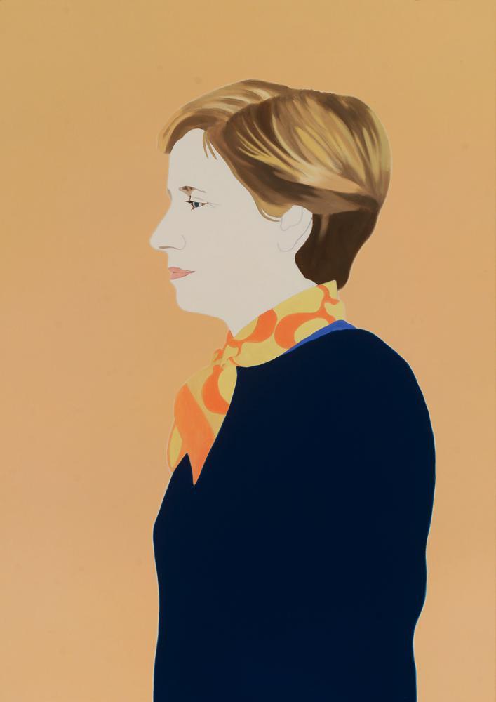 Mª Carmen, 92 x 65 cm, óleo lienzo, 2014.