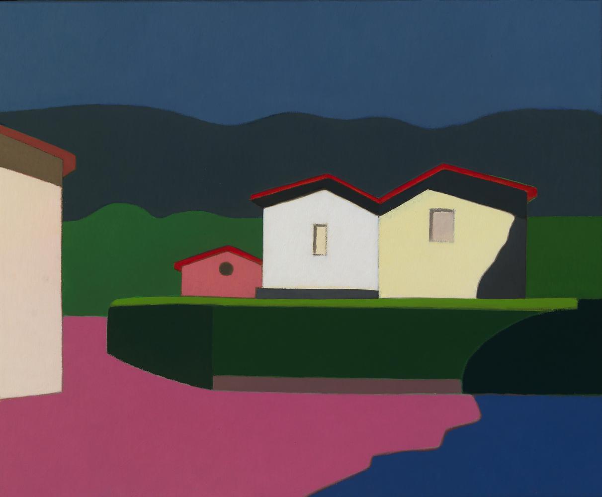Argaray, 38 x 46 cm, óleo lienzo, 2013.