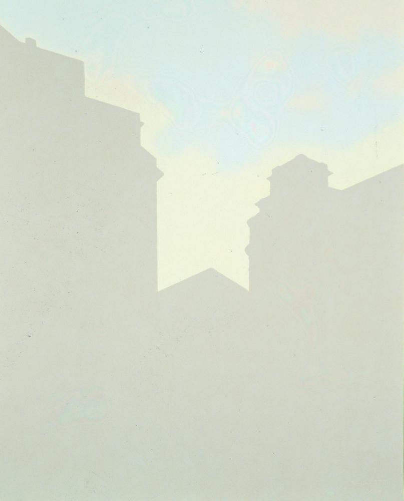 C/ Duque de Ahumada, 100 x 81 cm, óleo lienzo, 2000.