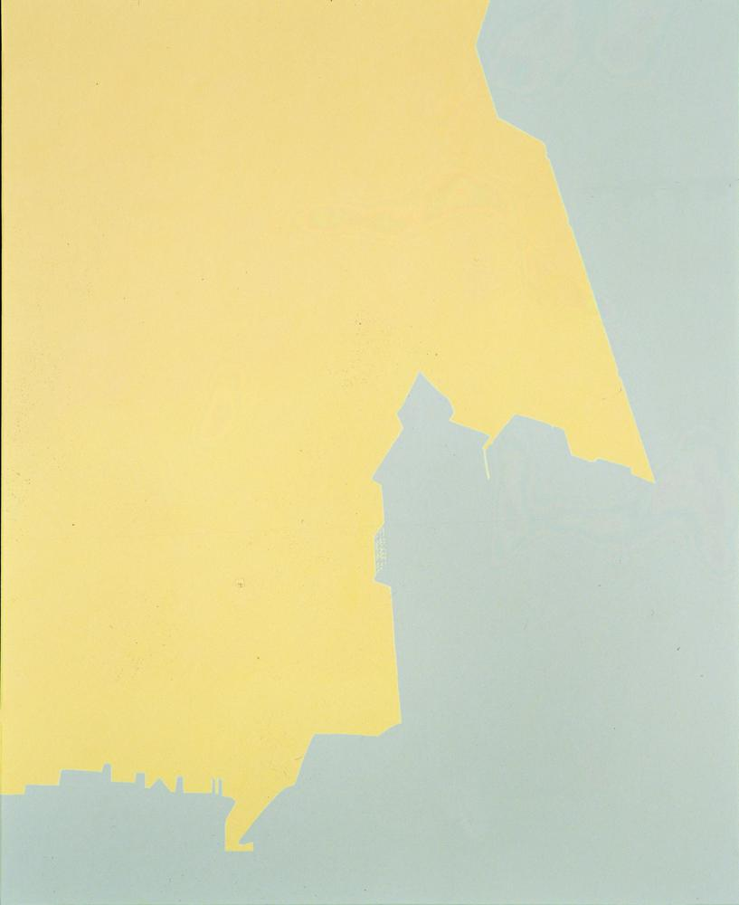 San Nicolás, 100 x 81 cm, óleo lienzo, 2000.